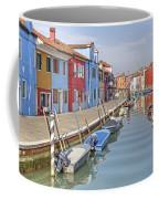 Burano Coffee Mug by Joana Kruse