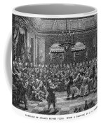 Peter I (1672-1725) Coffee Mug