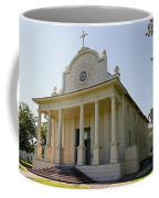 1840s Cataldo Mission - Idaho State Coffee Mug