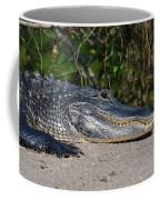 19- Alligator Coffee Mug