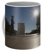 Honor Guard At The Tomb Coffee Mug
