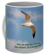 19- Hope Whispers Coffee Mug