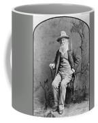 Walt Whitman (1819-1892) Coffee Mug