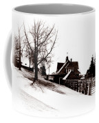 1900 Farm Home Coffee Mug