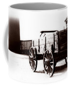 1900 Wagon Coffee Mug