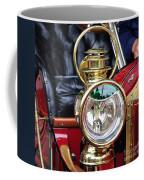 1907 Stanley Steamer - Lantern Coffee Mug by Kaye Menner