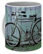 1918 Harley Davidson Bicycle Coffee Mug