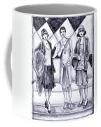 1920s Styles Coffee Mug