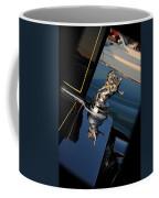 1928 Franklin Sedan Hood Ornament Coffee Mug