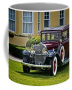 1931 Cadillac V12 Coffee Mug