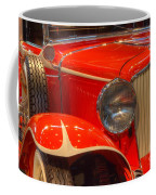 1931 Cord Automobile Coffee Mug