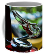1934 Chevrolet Flying Eagle Hood Ornament - 2 Coffee Mug