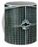1934 Chevrolet Grill  Coffee Mug by Paul Ward