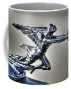 1934 Packard Super Eight Hood Ornament  Coffee Mug