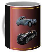 1936 Bugatti 2010 Bugatti Coffee Mug