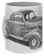 1937 Chevy Coffee Mug
