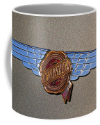 1937 Chrysler Airflow Emblem Coffee Mug
