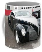 1939 Lincoln Zephyr  7680 Coffee Mug