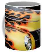 1940 Flames Coffee Mug