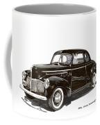 Studebaker Business Coupe Coffee Mug