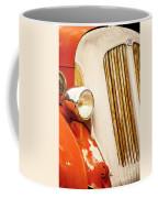 1940's Seagrave Fire Engine Coffee Mug
