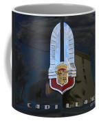 1941 Cadillac Hood Insignia Coffee Mug