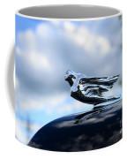 1941 Cadillac Hood Ornament - The Goddess Coffee Mug