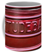 1947 Studebaker Tail Gate Cherry Red Coffee Mug