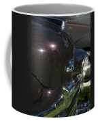 1948 Ford Super Deluxe Hood Emblem Coffee Mug