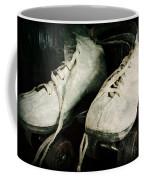 1950's Roller Skates Coffee Mug by Michelle Calkins