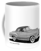 1951 Chevrolet Coupe Coffee Mug