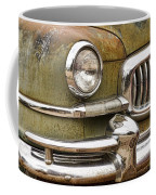 1951 Nash Ambassador Front End Closeup Coffee Mug