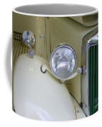 1952 Mg Roadster Headlamp Coffee Mug