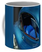 1953 Jaguar 120m Wind Wings Coffee Mug