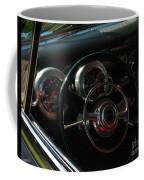 1953 Mercury Monterey Dash Coffee Mug