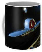 1953 Mercury Monterey Hood Emblem Coffee Mug
