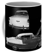 1955 Chevy Bel Air 2 Door Hard Top Coffee Mug