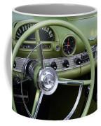 1956 Thunderbird Interior Coffee Mug