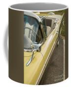 1957 Ford Fairlane 500 Skyliner Retractable Hardtop Convertible Coffee Mug
