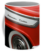 1957 Nash Ambassador Custom Coffee Mug