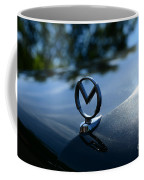 1958 Mercury Park Lane Hood Ornament Coffee Mug