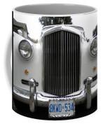 1960 Bentley Front Coffee Mug