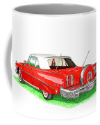 1960 Edsel Ranger Continental Kit Coffee Mug