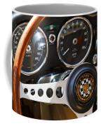 1962 Jaguar Coffee Mug