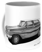 1962 Rambler American Coffee Mug