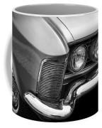 1963 Buick Riviera B/w Coffee Mug