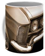1963 Buick Riviera Sepia Coffee Mug