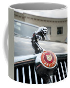 1963 Jaguar Emblem Coffee Mug