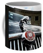 1963 Jaguar Mkii Fantasy Car Coffee Mug