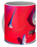 1963 Red Porsche Coffee Mug